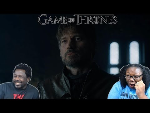 Game of Thrones 8x2 REACTION/DISCUSSION!! {A Knight of the Seven Kingdoms}