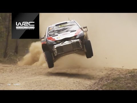 Rally Australia / Highlights Especiales 4-8