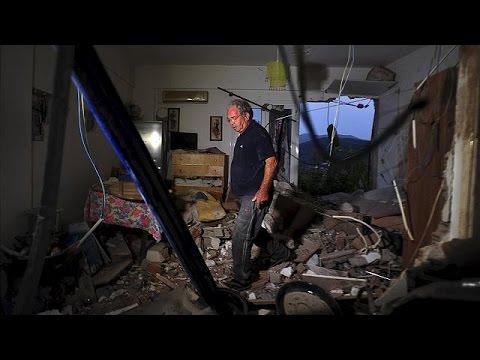 Δύο νεκροί από το σεισμό στη Λευκάδα
