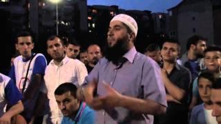 Hoxhë Muharem Ismaili (Fjalim gjat turneut - Hakeem Olajuwon 2014)
