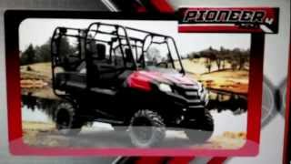9. Honda Pioneer 700 Tech Talk Review UTV / Side by Side / SXS - Honda of Chattanooga TN