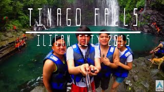 Iligan City Philippines  city photos gallery : Tinago Falls, Iligan City, Philippines 2015 GoPro Hero 3+