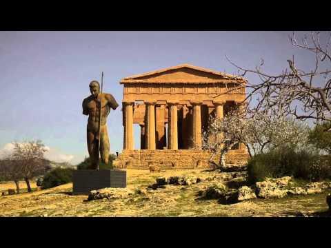 Igor Mitoraj Valley of the Temples, Agrigento, Italy