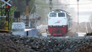 Video Lihat Efek Kereta Api Ngebut, Semakin Kencang saat Mendekat (Kereta Api Indonesia 2015 terbaru) MP3, 3GP, MP4, WEBM, AVI, FLV Juli 2018