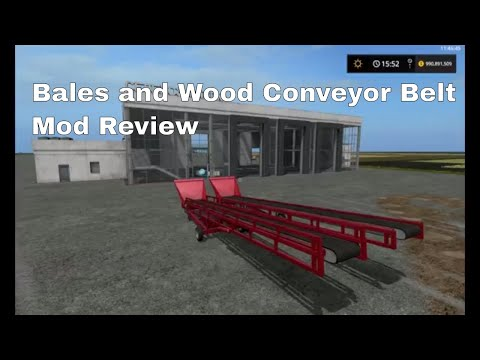 Bales And Wood Conveyor Belt v1.0.1.0