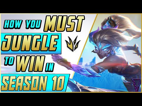 How You MUST Jungle To Win In Season 10 | Fix Your Mistakes | League of Legends