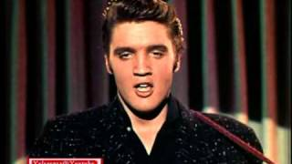 Elvis Presley - Blue Suede Shoes 1956 (COLOR and STEREO) - YouTube