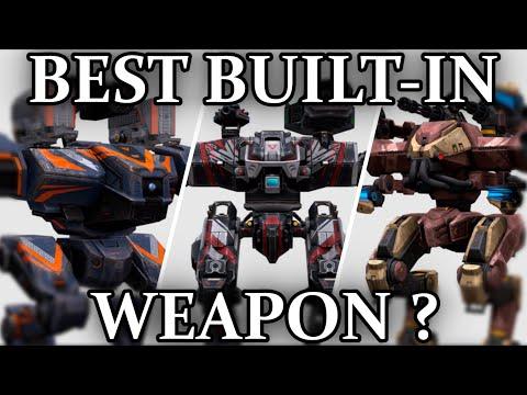 Best Built-in Weapon ? | Comparison Ares , Hades & Nemesis | War Robots