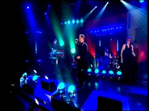 0 Groove Armada & Will Young perform History on Jonathan Ross (video)