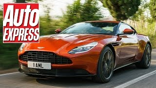 Aston Martin DB11 review: Aston's best car in decades? by Auto Express
