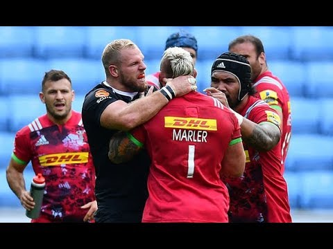 James Haskell - Rugby's Biggest Thugs