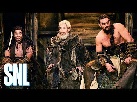 Saturday Night Live Khal Drogo s Ghost Dojo