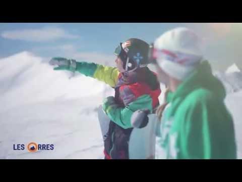 Les Orres - Hiver 2014-2015