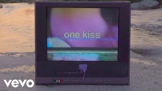 Video Calvin Harris, Dua Lipa - One Kiss (Lyric Video) MP3, 3GP, MP4, WEBM, AVI, FLV April 2018
