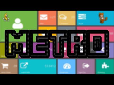 Minecraft how to download 1.8/1.8.1 Metro Hack Client (Window 7/Window 8)