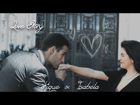 Kique & Isabela   Love Story (Romeo & Juliet)