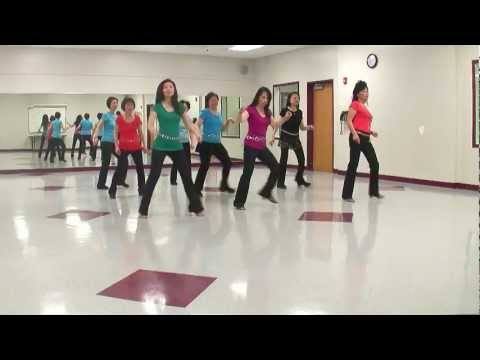 C.O.U.N.T.R.Y – Line Dance (Dance & Teach in English & 中文)