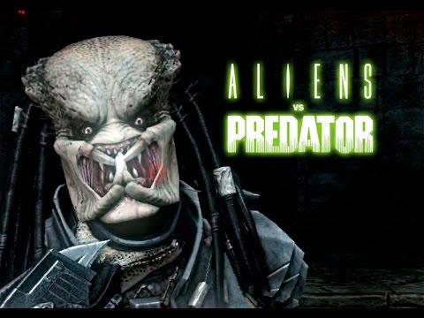 aliens vs predator руководство запуска по сети