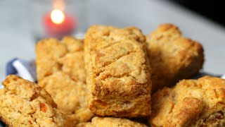 Sweet Potato Biscuits With Honey Butter • Tasty by Tasty
