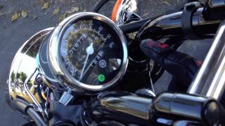 10. Motorcycle review : 2012 Yamaha V Star 250cc Cruiser