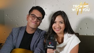 #TechMeWithYou - Kevin Julio and Jessica Mila Video
