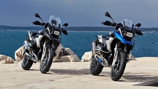 4. The 2018 BMW R 1200 GS Big Bikes Review