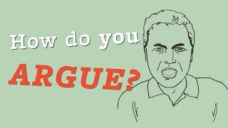 How You Argue Could Make You Sick