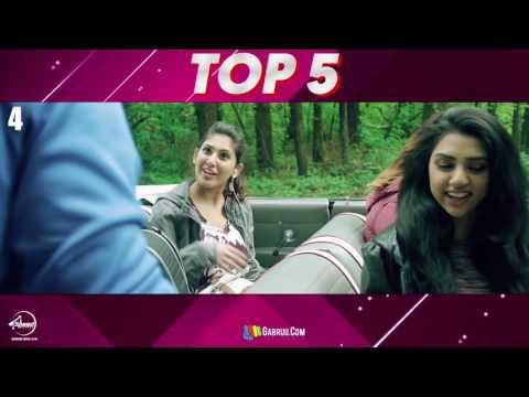Top 5 Punjabi Songs 2017   Speed Records