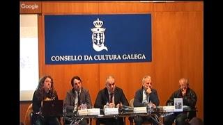Mesa redonda sobre a xornada A Vespa velutina en Galicia