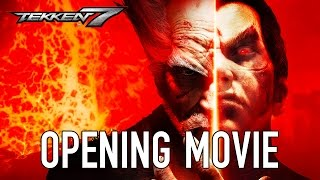 Tekken 7 - The full opening cinematic