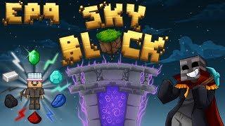 Skyblock Ep9, El coleccionista de minions