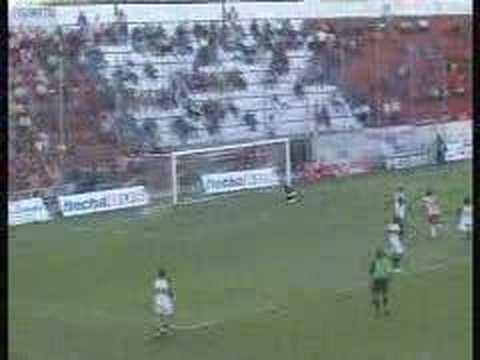 Gol de César Pereyra