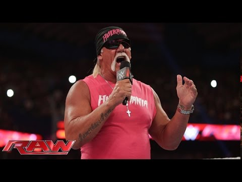 Hulk - WWE goes pink with Susan G. Komen for a third-consecutive year with the