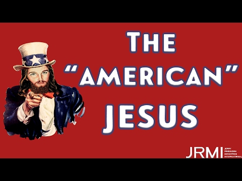 The American Jesus - Jerry Robinson