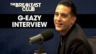Video G-Eazy On Stepping Away From H&M, Being A Crazy Gemini, Halsey & More MP3, 3GP, MP4, WEBM, AVI, FLV Januari 2018