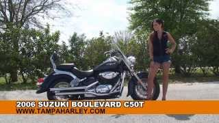 1. Used 2006 Suzuki Boulevard C50T Motorcycles for sale - Orlando, FL