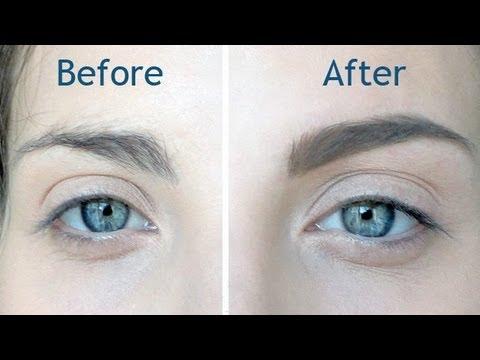 sopracciglia: come sistemarle e renderle adatte al tipo di occhio