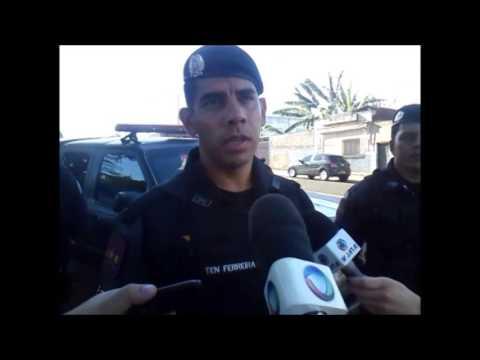 JATAÍ | CPE prende assaltante 5 minutos após roubo em sorveteria