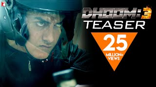 Nonton Dhoom 3   Official Teaser   Aamir Khan   Abhishek Bachchan   Katrina Kaif   Uday Chopra Film Subtitle Indonesia Streaming Movie Download