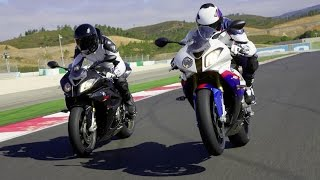 7. Bmw S1000RR Vs S1000RR HP4 Top Speed - How to Die FAST