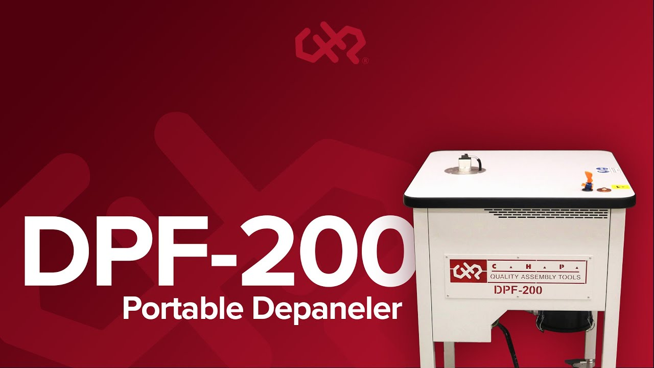 CHP DPF 200 Router Table
