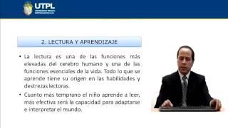 UTPL LECTURA Y APRENDIZAJE [(TODAS LAS CARRERAS) (EXPRESIÓN ORAL Y ESCRITA)]