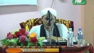 Video Ustaz Aqil Hayy - Anakku Sazali (Part-009) MP3, 3GP, MP4, WEBM, AVI, FLV Juli 2018