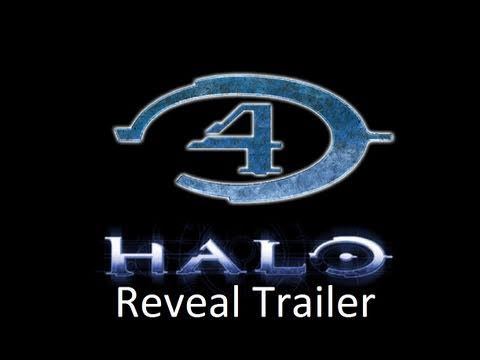 Halo 4 Officially Announced with Debut Trailer [1080p]