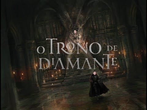Literatura: O Trono de Diamante