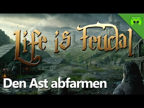 LIFE IS FEUDAL # 2 - Den Ast abfarmen «» Let's Play Life is Feudal: Your Own | Full HD