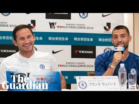 Frank Lampard On Chelsea's Transfer Ban: 'i Don't Need New Players'