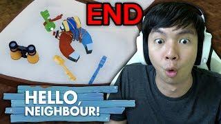 Video Akhirnya 4 Kunci - Hello Neighbor - Indonesia (END) MP3, 3GP, MP4, WEBM, AVI, FLV Agustus 2019