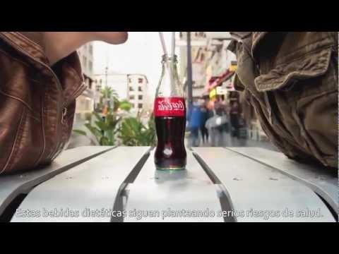 La publicidad de Coca Cola mas honesta de la historia