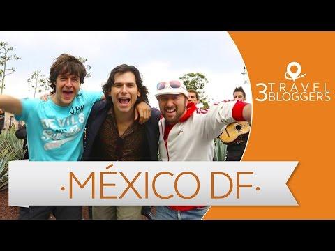 Viaje a Mexico DF - 3 Travel Bloggers